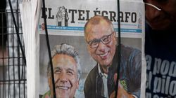 Ισημερινός: Ο αριστερός Μορένο κηρύσσει τη νίκη του ενώ ο αντίπαλός του τον κατηγορεί για εκλογική