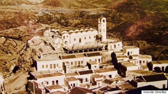 Ο ανθρακωρύχος κι η χαμένη εκκλησία της