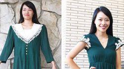 Γνωρίστε τη Sarah Tyau, τη γυναίκα που μπορεί να μεταμορφώσει κάθε παλιό ρούχο σε κομμάτι υψηλής