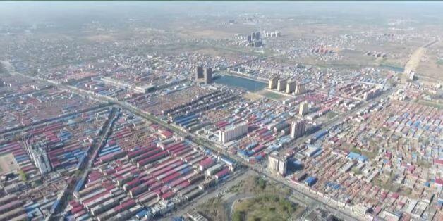 Πανικός στην Κίνα με τον σχεδιασμό μεγαλούπολης που θα είναι τριπλάσια της Νέας