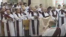 Βίντεο: Η στιγμή της βομβιστικής επίθεσης κατά Χριστιανών σε εκκλησία της