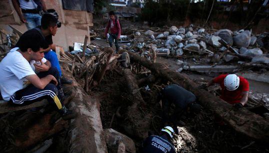 Στα ερείπια της Μονκόα οι αρχές πασχίζουν να ανακαλύψουν
