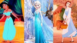 Γιατί οι πριγκίπισσες της Disney φορούν πάντα