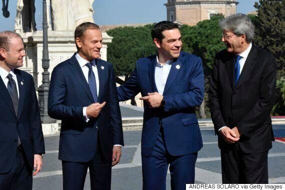 Θετικός απολογισμός από Τσίπρα για τη Σύνοδο Κορυφής στη Ρώμη αλλά «μένει να δούμε εάν τα λόγια θα γίνουν