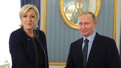 Πούτιν στη συνάντηση με Λεπέν: Δεν επιθυμούμε να επηρεάσουμε τις εξελίξεις στη