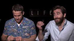 Κανείς μας δεν ήταν προετοιμασμένος για αυτή την συνέντευξη του Ryan Reynolds και του Jake