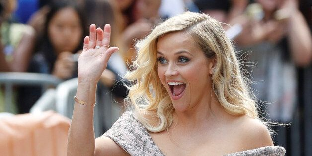 Actress Reese Witherspoon arrives on the red carpet for the film