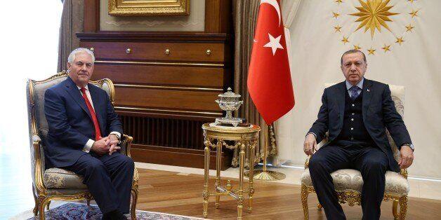 TURKISH PRESIDENCY / YASIN BULBUL /