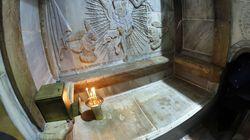 Μέσα στον Πανάγιο Τάφο: Στα άδυτα του ιερότερου χώρου της