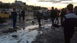 Τουλάχιστον 17 νεκροί από έκρηξη παγιδευμένου φορτηγού στη