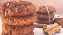 Συνταγή για αφράτα μπισκότα κανέλας χωρίς