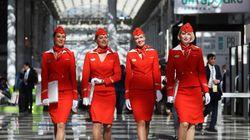 Αεροσυνοδοί της Aeroflot μηνύουν τη ρωσική κρατική αεροπορική για έναν πολύ σοβαρό