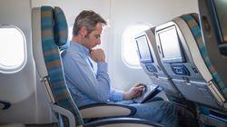 Το Λονδίνο ακολουθεί την Ουάσιγκτον και απαγορεύει τη μεταφορά, κινητών, λάπτοπ και τάμπλετ σε πτήσεις από 6