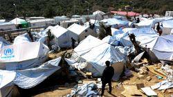 Επιχειρήσεις-«σκούπα» σε hotspot σε Μόρια, Σούδα, Βαθύ: Βρέθηκαν μαχαίρια, ναρκωτικά, πλαστά