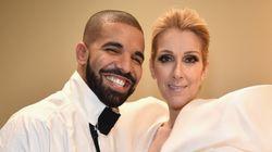 Céline Dion: Drake veut se faire tatouer son visage... Elle