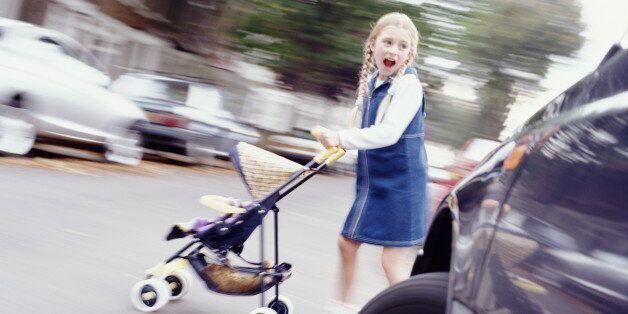 Προστατέψτε τα παιδιά σας από την κυκλοφοριακή
