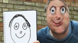 Νομίζετε ότι οι ζωγραφιές παιδιών είναι αξιαγάπητες; Πριν απαντήσετε δείτε αυτόν τον λογαριασμό στο