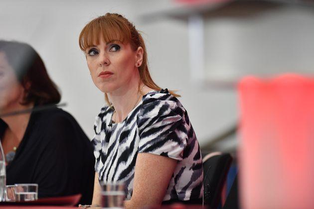 Shadow education secretary Angela Rayner is still regarded as a threat by the hard