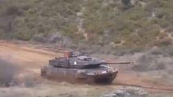 Τα Leopard 2 εν δράσει: Στιγμιότυπα από τις ασκήσεις της 25ης Τεθωρακισμένης