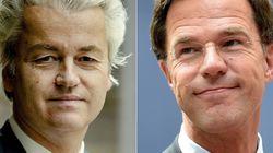 Πρωτιά του Μαρκ Ρούτε δίνουν τα exit polls για τις εκλογές στην Ολλανδία. Επισφαλής η δεύτερη θέση για τον