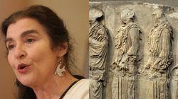 Λυδία Κονιόρδου: Η Ελλάδα εγκαταλείπει τη νομική οδό για τα Γλυπτά του