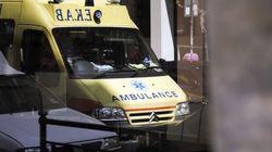 Στο νοσοκομείο χωρίς τις αισθήσεις του άνδρας που απεγκλωβίστηκε μετά από φωτιά στο
