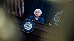 Η Fed αύξησε τα επιτόκια κατά