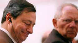 Ο Ντράγκι απαντά στον Σόιμπλε: Παραμένει η χαλαρή νομισματική πολιτική. Τουλάχιστον έως τον Δεκέμβριο του 2017 το