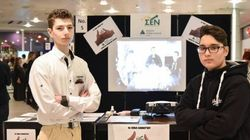 Εταιρεία των μαθητών του 1ου ΕΠΑΛ Αλιβερίου εξειδικεύεται στην εξεύρεση