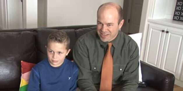 8χρονος ήρωας: Απεγκλώβισε τον πατέρα του που είχε καταπλακωθεί από