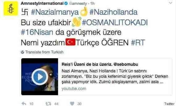 «Ναζί Γερμανία, Ναζί Ολλανδία»: Μαζικές επιθέσεις «Τούρκων χάκερ» κατά λογαριασμών στο