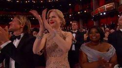Επιτέλους, η Nicole Kidman εξήγησε αυτό το αλλόκοτο χειροκρότημα στα