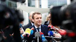 Πολλά σημεία «σύγκλισης» με τη Μέρκελ διαπίστωσε ο ανεξάρτητος υποψήφιος για την γαλλική προεδρία,