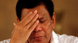 Καταγγελία κατά του Φιλιππινέζου Ντουτέρτε. Κατηγορείται για διαφθορά και κατάχρηση