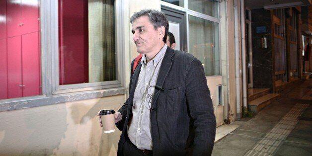 Μασάζ στους βουλευτές του ΣΥΡΙΖΑ, για μέτρα - αντίμετρα και με προσήλωση στο Εurogroup της 20ης