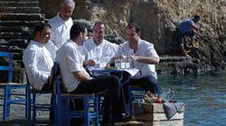 Το Sympossio φιλοδοξεί να δώσει την αυθεντική γεύση της ελληνικής κουζίνας στο ξένο
