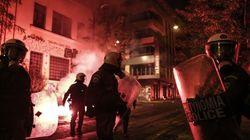 Επιθέσεις με μολότοφ σε διμοιρίες των ΜΑΤ στα