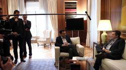 Συνάντηση Τσίπρα - Καμίνη για το σχέδιο «Νέα