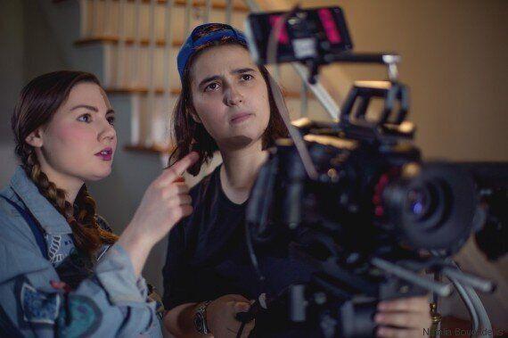 Όταν ήταν 5 ετών, η Ναταλία Μπουγαδέλη αποφάσισε πως ήθελε να γίνει σκηνοθέτης για «να κάνει