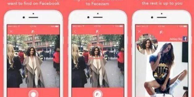 Nέα «ανατριχιαστική» εφαρμογή βρίσκει τα προφίλ αγνώστων στο Facebook, εισάγοντας απλά μια