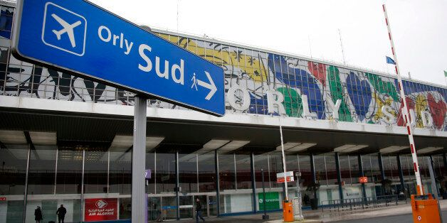 FILE PHOTO - A general view shows the Orly airport southern terminal near Paris, France. File photo taken...