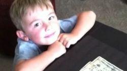 Σε ηλικία μόλις 7 ετών αυτό το αγόρι διευθύνει τη δική του εταιρεία και εξοικονομεί χρήματα για το