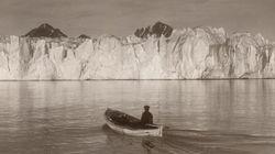Η τρομακτική μεταμόρφωση των παγετώνων της Αρκτικής εξαιτίας της κλιματικής αλλαγής, μέσα από 7