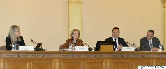 Η κατάσταση των ελληνικών τραπεζών και τα κόκκινα δάνεια στη συνάντηση Στουρνάρα -