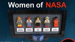 Η Lego με τις νέες φιγούρες της τιμά τις γυναίκες της επιστήμης, ξεκινώντας από τις «γυναίκες της