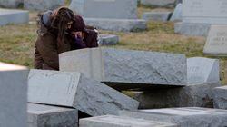 Νέος βανδαλισμός εβραϊκού νεκροταφείου στις