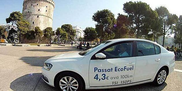 Φουλάρουν «διπλά» οι οδηγοί με φυσικό αέριο
