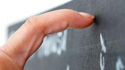 Το συναίσθημα ανατριχίλας που νιώθετε όταν κάποιος τρίβει τα νύχια του σε πίνακα έχει το δικό του