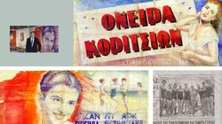 Αγαπημένες γιγαντοαφίσες: Το «γκράφιτι» της παλιάς
