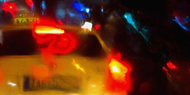 Νεκρός με μια σφαίρα στο κεφάλι άνδρας σε ταξί στην